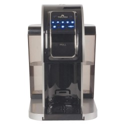 Touch Coffee - T526S - 11-1/2 x 8-3/4 x 14 Coffee Maker with 1 Adjustable Strength Settings, Silver