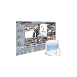 Bosch - BRS-BASE-08A - Bosch Recording Station Base License - License - 8 IP Camera - Electronic - PC