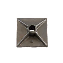 Milwaukee Electric Tool - 48-62-3060 - Milwaukee 48-62-3060 5 x 5-Inch Demolition Steel Square Tamper Plate