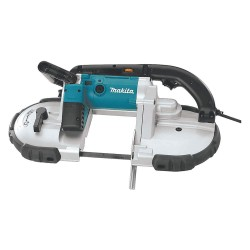 Makita - 2107FZ - Makita 2107FZ 6.5 Amp Portable Band Saw with L.E.D. Light without Lock-On