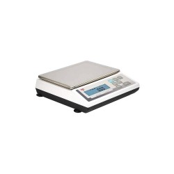 Scientific Industries - BA3 - 3000g/6 lb. Digital LED Compact Bench Scale