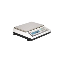 Scientific Industries - BA15 - 15kg/30 lb. Digital LED Compact Bench Scale