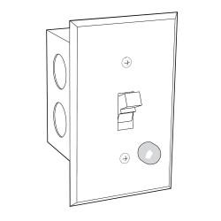 ICI - EH12SL - Fan Blower Switch