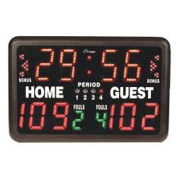 Champion Sports - T90 - 24 x 10 x 16 Plastic Scoreboard