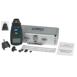 OTC - 3665 - Tachometer, Infrared, 2 to 99, 999 rpm