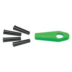 Nicholson - 21474N - File Handle, Interchangeable, Plastic