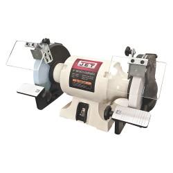 JET Tools / Walter Meier - 726100 - 8 Bench Grinder, 115V, 1/2 HP, 1725 Max. RPM, 5/8 Arbor, 7 Amps