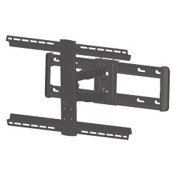Stanley / Black & Decker - TLX-DS3105FM - Stanley TLX-DS3105FM Wall Mount for TV - 37 to 70 Screen Support - 100 lb Load Capacity - Black