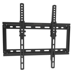 Stanley / Black & Decker - TMS-DS1113T - Stanley TMS-DS1113T Wall Mount for TV - 23 to 55 Screen Support - 65 lb Load Capacity - Steel - Matte Black