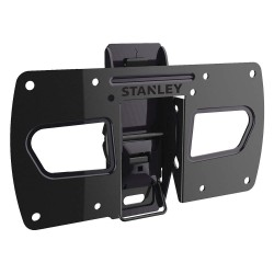 Stanley / Black & Decker - TMR-EC3103T - Stanley TMR-EC3103T Wall Mount for TV - 32 to 70 Screen Support - 40 lb Load Capacity - Matte Black