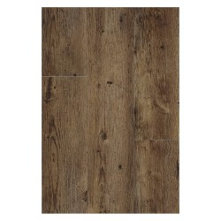 Armstrong Tools - NC027 - 36 x 8 Vinyl Tile Flooring with 36 sq. ft. per box Coverage Area, Weathered Oak Medium