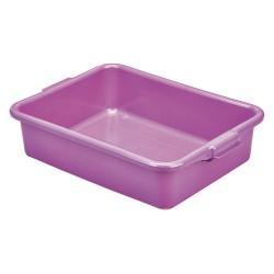 The Vollrath Company - 1521-C80 - 20 x 15 x 5 Polyethylene Food Box, Purple