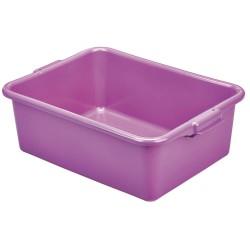 The Vollrath Company - 1527-C80 - 20 x 15 x 7 Polyethylene Food Box, Purple