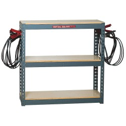 Associated Equipment - 6086 - Battery Rack, 10 Batteries Capacity