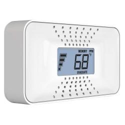 First Alert - C0710 - 4-3/4 Carbon Monoxide Alarm with 85dB @ 10 ft. Audible Alert; 3V Lithium