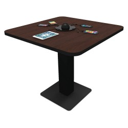 Kwikboost - KB-PT-2942-SQ - 42 x 42 x 39 Cell Phone Charging Station Compatible With Most Major Cell Phones and Laptops