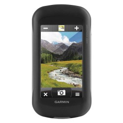 Garmin - MONTANA680T - 2.9 x 1.4 x 5.7 GPS Navigator, Black