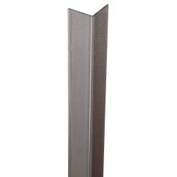 Inpro - 4118 - Corner Guard, 1-1/8in W x 48in H, Clear