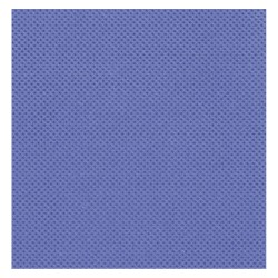 Inpro - CE-BZ9493C-PW - 94 x 93 Polypropylene, Polyester Disposable Cubicle Curtain, Periwinkle