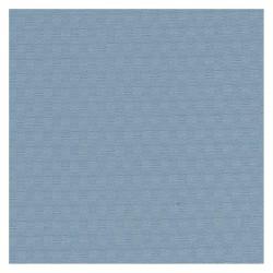 Inpro - 24HRSTD-SIMBM-9 - 68 x 93 Polyester Cubicle Curtain, Bluemoon
