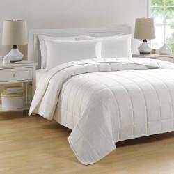 Dexter-Russel - 1B05909 - 94 x 84 Full Polyester Blanket, White