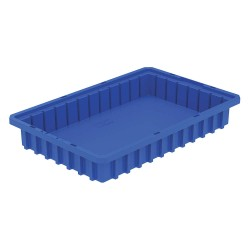 Akro-Mils / Myers Industries - 33162BLUE - Divider Box, Blue, 2-1/2H x 16-1/2L x 10-7/8W, 1EA