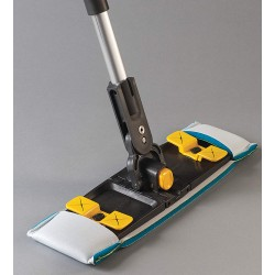 Berkshire - BCRVSMOP1 - Mop Holder, Black, Cleanroom