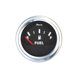 Faria Beede Instruments - GP0706 - 2 Stainless Steel Fuel Gauge with 2-1/16 (53mm) Mounting Hole