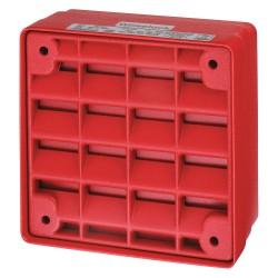 Eaton Electrical - CN115794 - 24VDC Indoor Speaker, 94dB, Red
