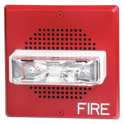 Eaton Electrical - CN115801 - 24VDC Indoor Speaker, 93dB, Red