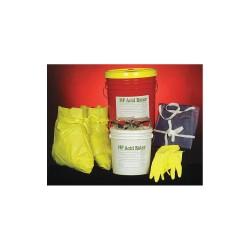 Spill Buster - 2903-005 - Acid Neutralizing Spill Kit, Neutralizes Acids, Granular, 5 gal.