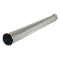 Nordfab - 3200-0500-100000 - Quick Fit Pipe, 5dia., 22 Ga., GalvSteel