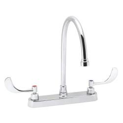 Speakman - SC-5724-E - Brass Bathroom Faucet, Lever Handle Type, No. of Handles: 2