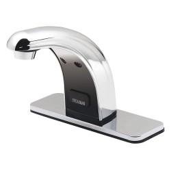 Speakman - S-8711-CA-E - Metal, Plastic, Stainless Steel Bathroom Faucet, Sensor Handle Type, No. of Handles: 0