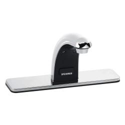 Speakman - S-8720-CA-E - Metal, Plastic, Stainless Steel Bathroom Faucet, Sensor Handle Type, No. of Handles: 0