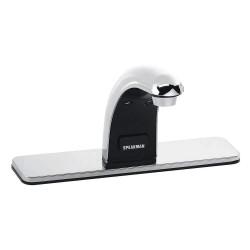 Speakman - S-8721-CA-E - Metal, Plastic, Stainless Steel Bathroom Faucet, Sensor Handle Type, No. of Handles: 0