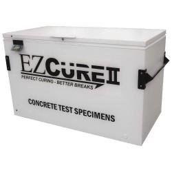 FLIR Systems - CU48A - Concrete Curing Box, Metal, 110VAC, 28in. H