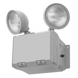 Acuity Brands Lighting - WLTU - 120/277V Incandescent Emergency Light, 10.0W, Gray Plastic, Lead Calcium Battery Chemistry