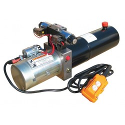 Chief - 253100 - 2 HP 12VDC Hydraulic Power Unit, 2500 psi 1.3 gpm