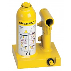 Enerpac - GBJ002 - 3-3/4 x 4-3/8 Standard Steel Bottle Jack with 2 tons Lifting Capacity