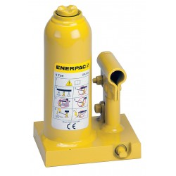 Enerpac - GBJ005 - 3-3/4 x 4-27/32 Standard Steel Bottle Jack with 5 tons Lifting Capacity