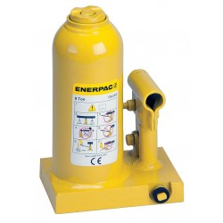 Enerpac - GBJ010 - 3-3/4 x 5-19/32 Standard Steel Bottle Jack with 10 tons Lifting Capacity