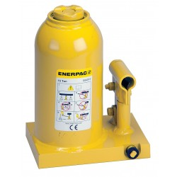 Enerpac - GBJ015 - 4-7/16 x 6-7/16 Standard Steel Bottle Jack with 15 tons Lifting Capacity