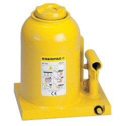 Enerpac - GBJ030 - 5-9/16 x 7-3/4 Standard Steel Bottle Jack with 30 tons Lifting Capacity