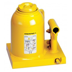 Enerpac - GBJ020S - 5 x 6-3/4 Short Stroke Steel Bottle Jack with 20 tons Lifting Capacity