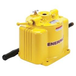 "Enerpac - P50 - 9-7/16"" x 6-13/16"" x 7-7/8"" 1 Stage Hydraulic Hand Pump"