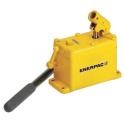 "Enerpac - P51 - 7-1/8"" x 5-1/16"" x 6-5/16"" 1 Stage Hydraulic Hand Pump"