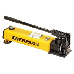 """Enerpac - P842 - 21-3/4"""" x 7-1/8"""" x 9 IN 2 Stage Hydraulic Hand Pump"""