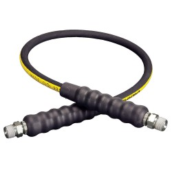 Enerpac - H9203 - 3 Ft. Rubber High Pressure Hydraulic Hose