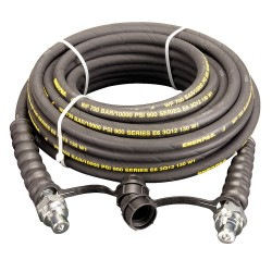 Enerpac - HC9250C - 50 Ft. Rubber High Pressure Hydraulic Hose